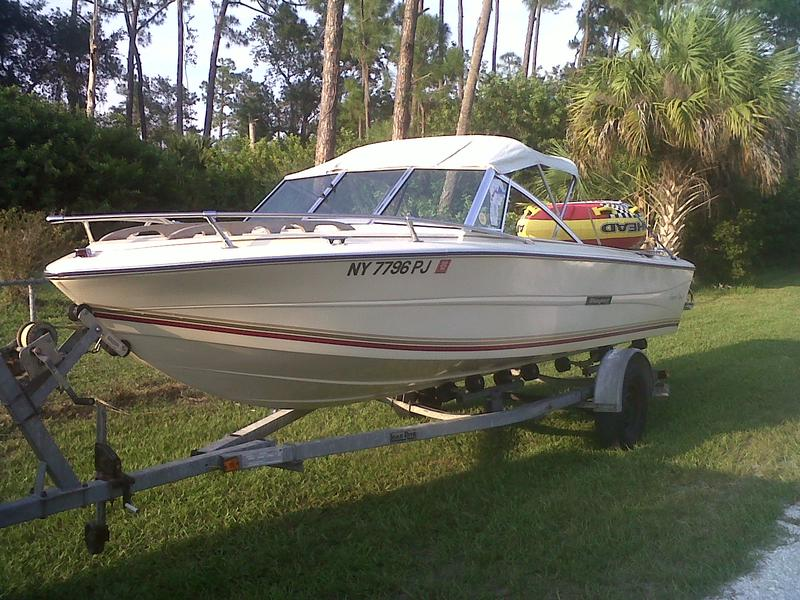1985 STINGRAY SS185 located in Florida for sale