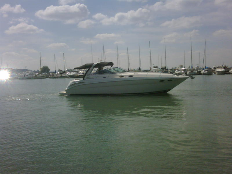 2003 SeaRay Sundancer located in  for sale