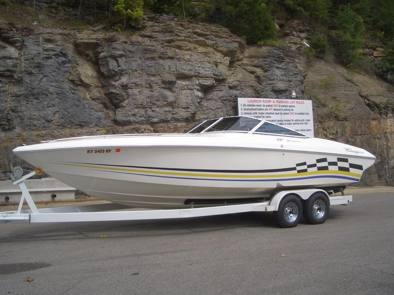 1999 Powerquest Silencer located in Kentucky for sale