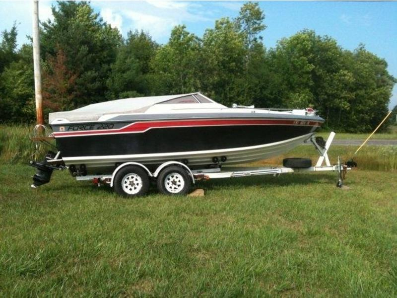 1986 Baja Force 220 located in New York for sale