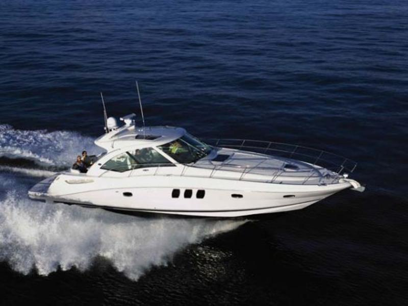 2007 Sea Ray Sundancer 48 located in Florida for sale