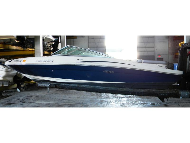 2009 Sea Ray 205 Bowrider located in Florida for sale