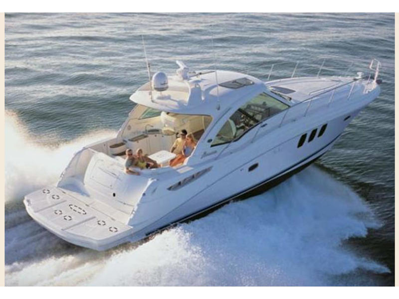 2007 Sea Ray Sundancer located in Florida for sale