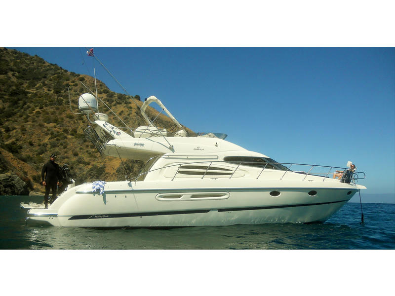 2004 CRANCHI 48 ATLANTIQUE located in California for sale