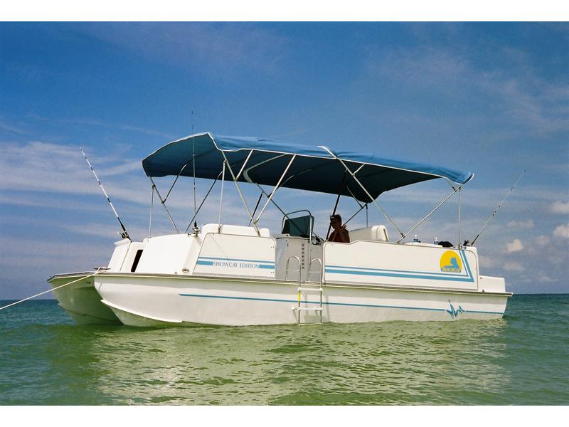 2012 Beachcat Showcat located in Florida for sale