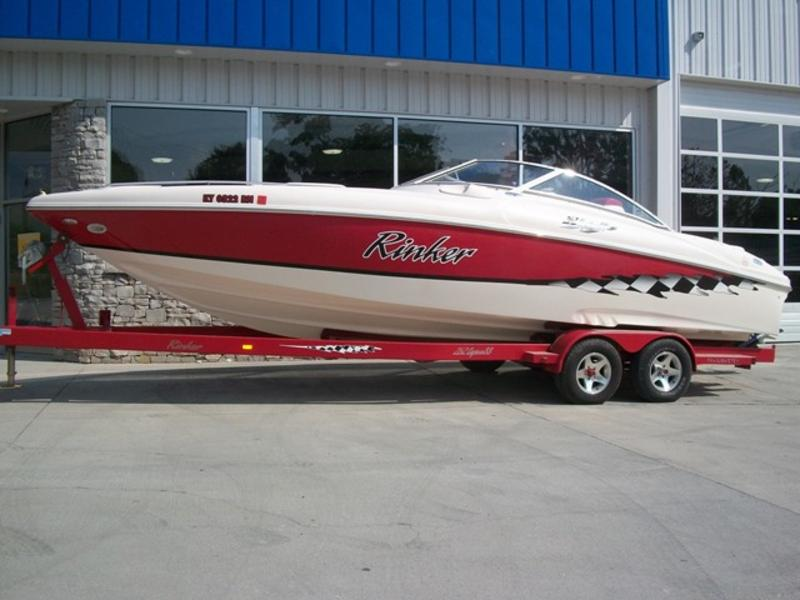 2003 Rinker 262 SS located in Kentucky for sale