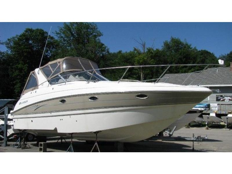 2008 Larson Cabrio 330 located in New Hampshire for sale