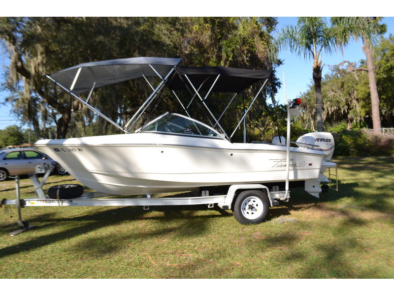 2007 Pioneer Venture 175 located in Florida for sale