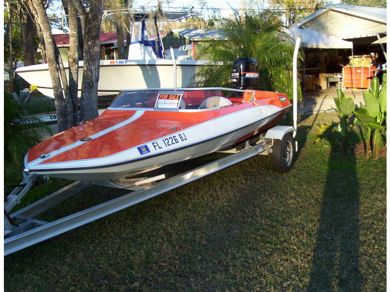 1972 Glastron GT 150 located in Florida for sale