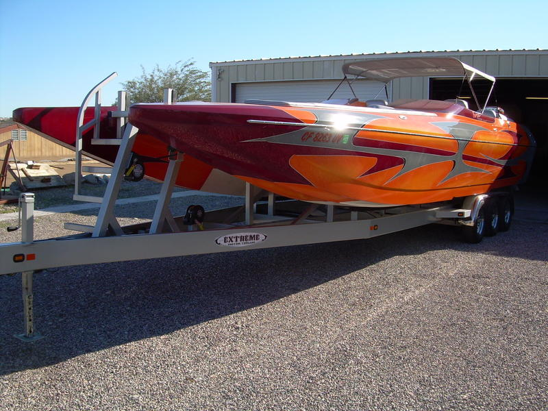 2008 Force Offshore 32 Cat located in Arizona for sale
