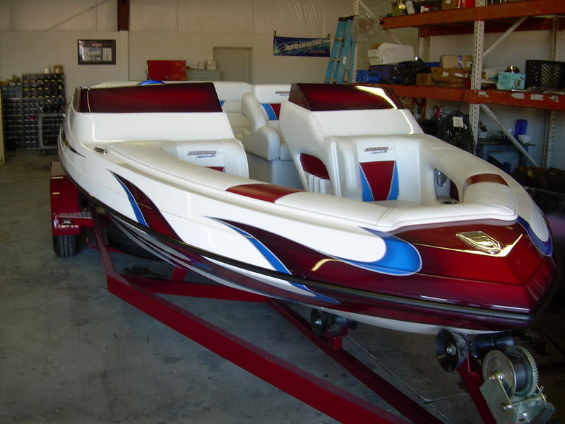 2013 Adrenaline Boats 21 bow rider located in Arizona for sale