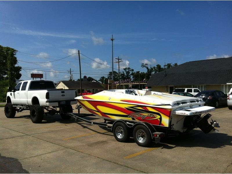 2002 Baja OUTLAW 20 located in Texas for sale