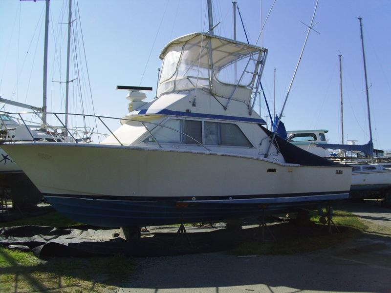 1977 Chris Craft Tournament Sport Fish located in Maryland for sale