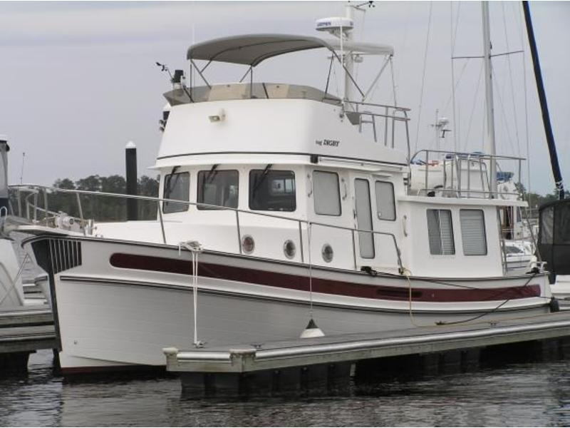 2006 Nordic Tug Flybridge located in North Carolina for sale