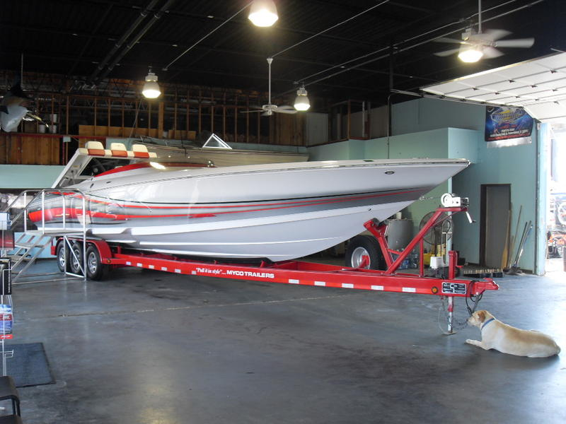 2008 Donzi 38 ZR located in Kentucky for sale