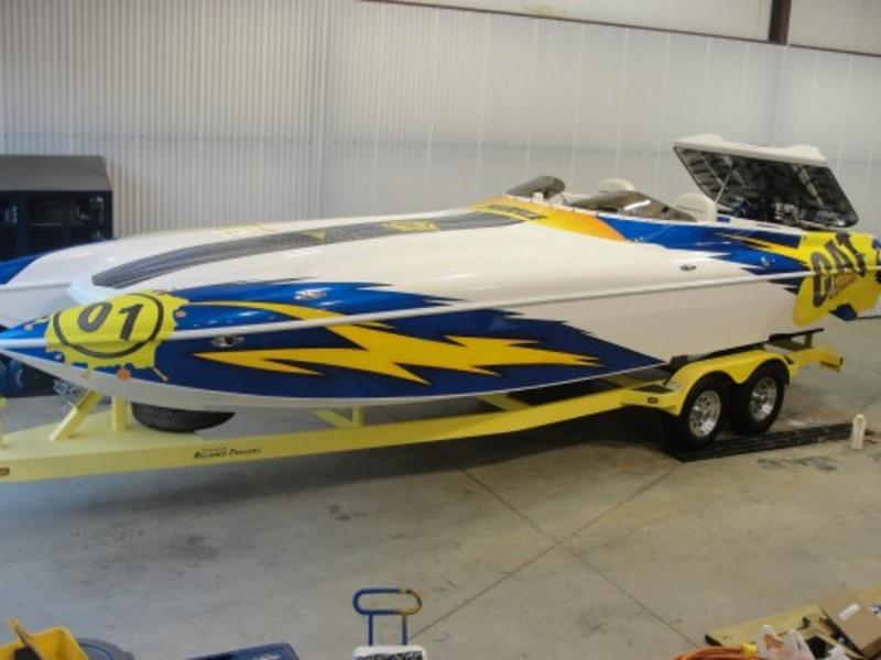 2003 Profile 280 Catamaran located in Kentucky for sale