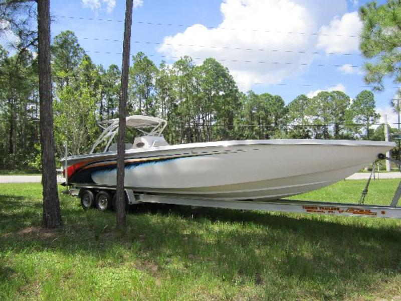 2008 Open Fish  located in Florida for sale