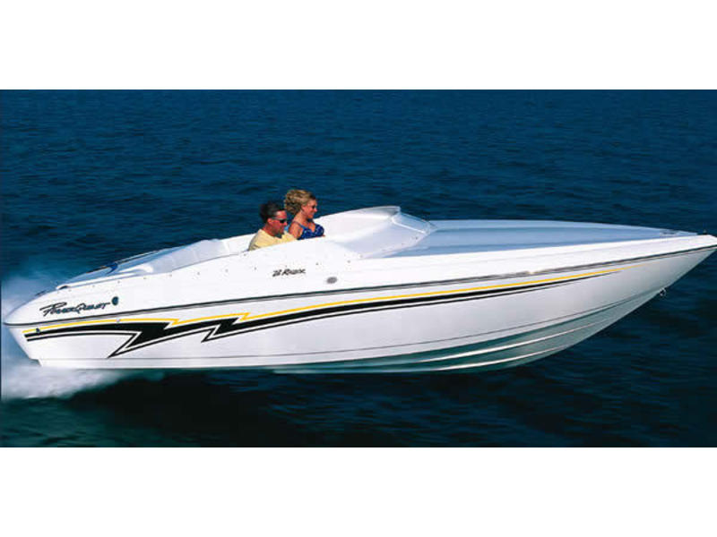 2001 Powerquest 22 Raizor located in Florida for sale