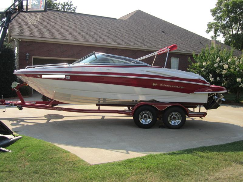 2008 Crownline 220 LS located in Alabama for sale
