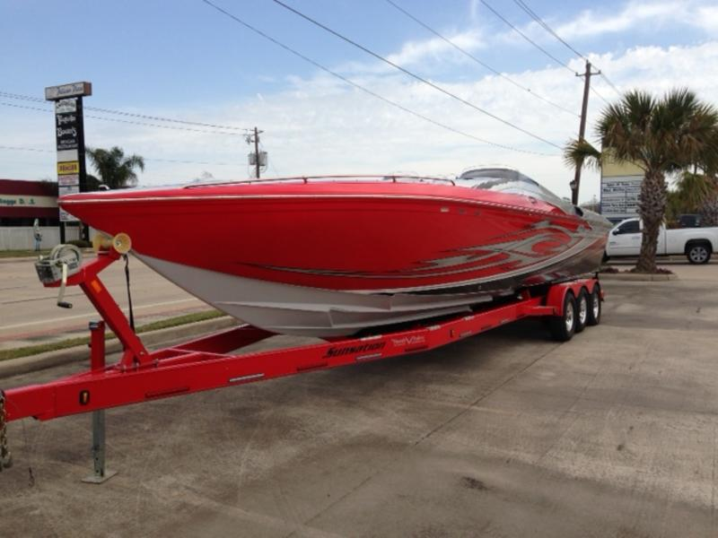 2012 Sunsation 36 Mid Cabin located in Texas for sale