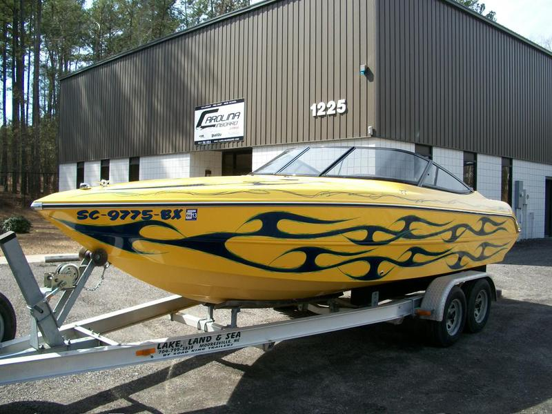 2003 Stingray 220 SX located in South Carolina for sale