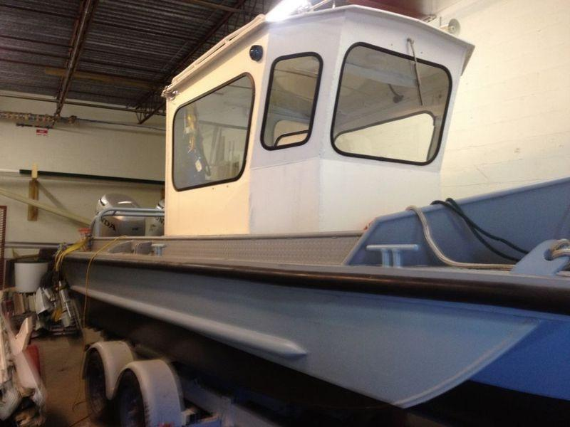 2008 Proctor Work vessel located in Michigan for sale