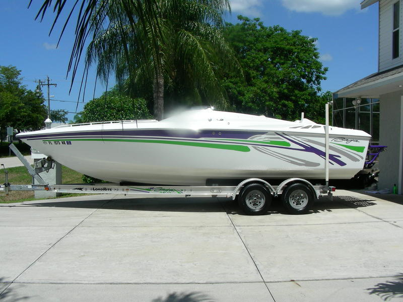 2005 Baja Outlaw located in Florida for sale