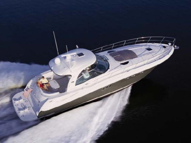 2006 Sea Ray 52 Sundancer located in Florida for sale
