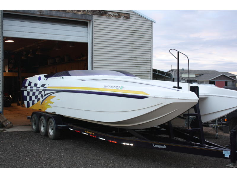 1999 Eliminator Daytona located in Michigan for sale