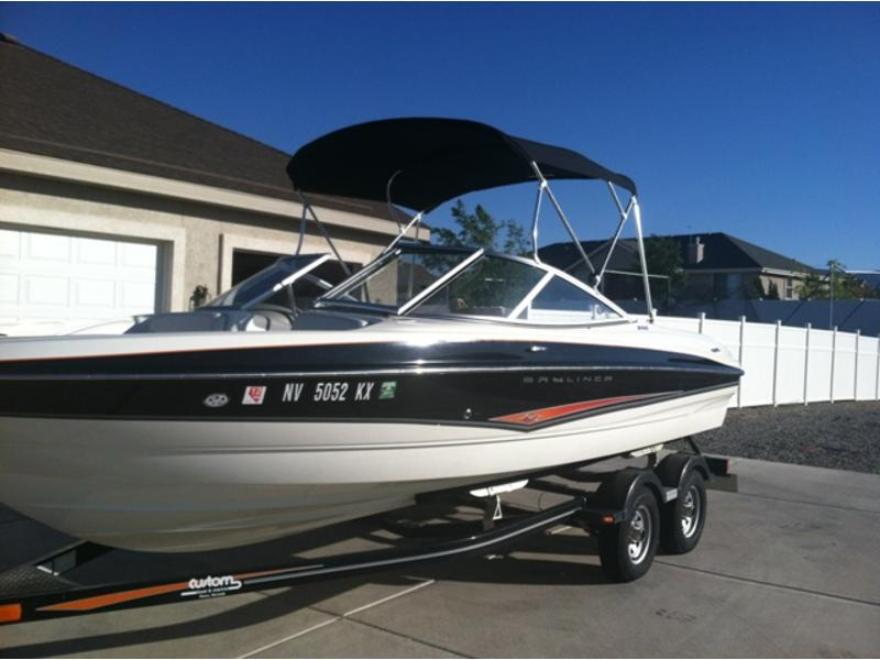 2007 Bayliner Capri 205 Special Edition located in Nevada for sale