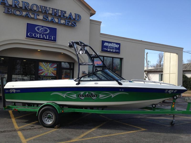 2003 Malibu Wakesetter located in Arkansas for sale