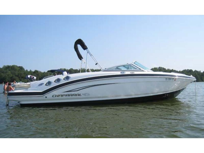 2011 Chaparral 226 SSI located in Virginia for sale