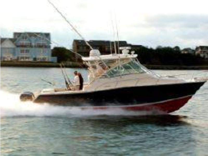 2006 BAYLINER GRADY WHITE located in North Carolina for sale