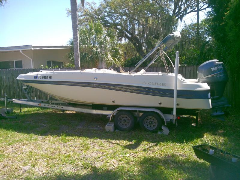 2006 Azure AZ210 located in Florida for sale