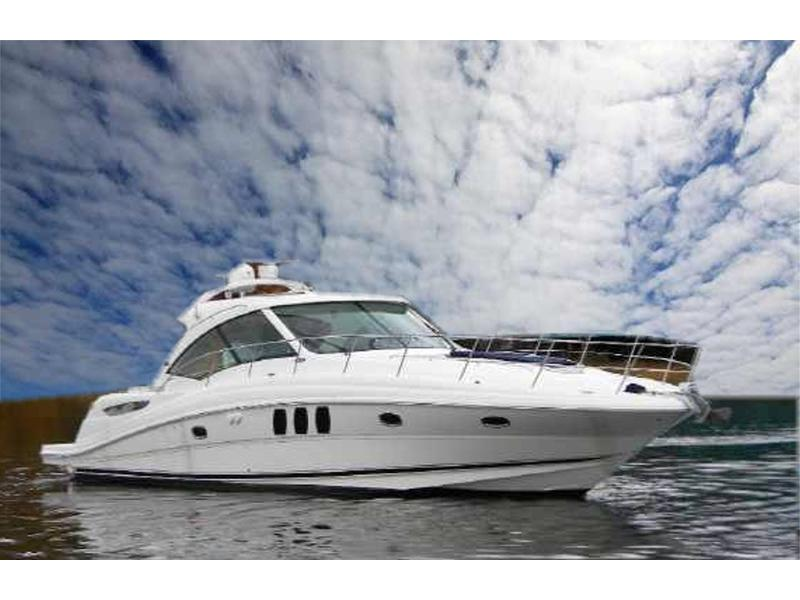 2007 Sea ray 48 Sundancer located in Florida for sale