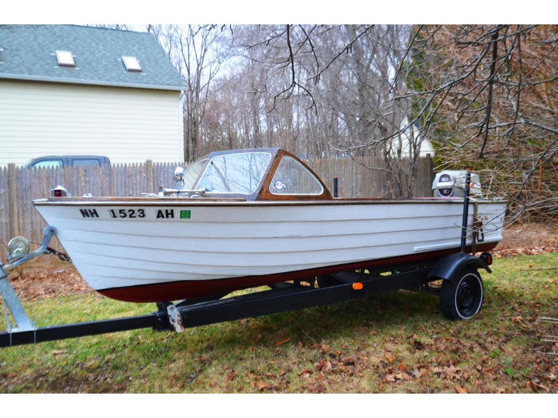 1961 Penn Yan Niagra located in Maine for sale