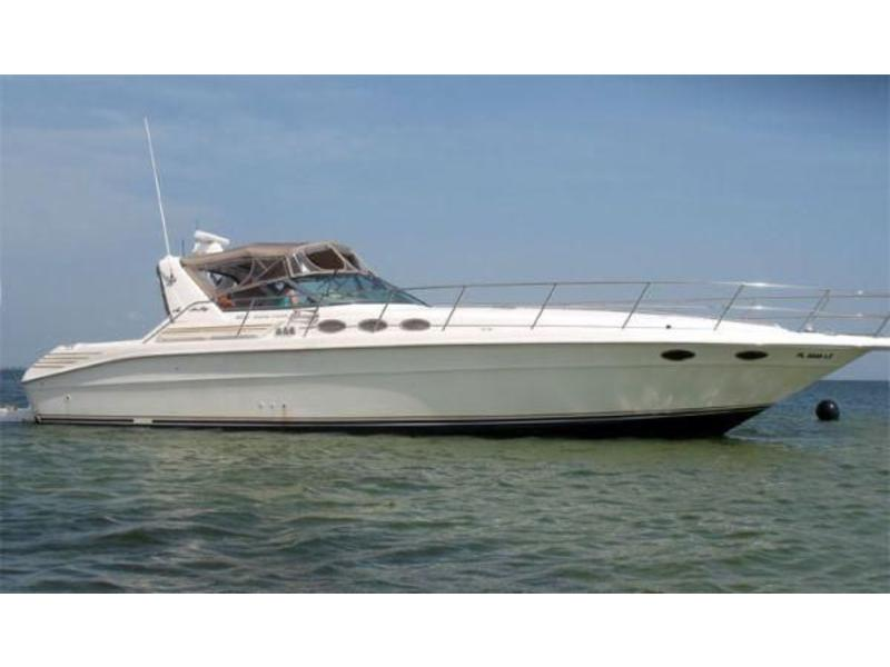1997 Searay EXpress Cruiser located in Alabama for sale
