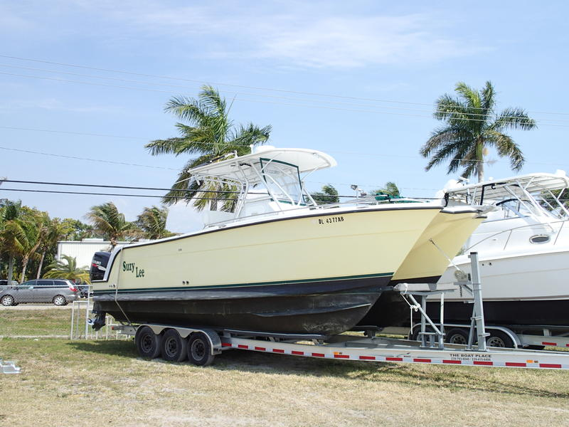2007 Glacier Bay 3065 Canyon Runner located in Florida for sale