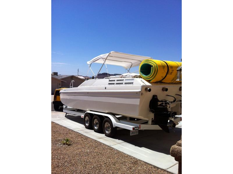 1998 american offshore 3100 powerboat for sale in arizona