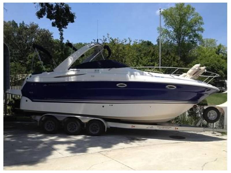 2005 Monterey 270 located in Florida for sale