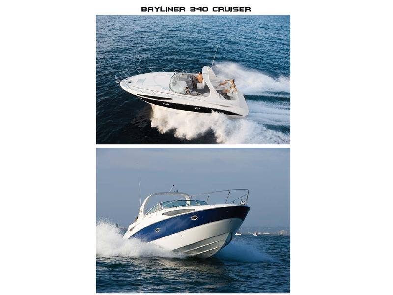 2012 BRUNSWICKBGROUP  NAVASSA NORTH CARALINS MERCRUISER located in Maine for sale
