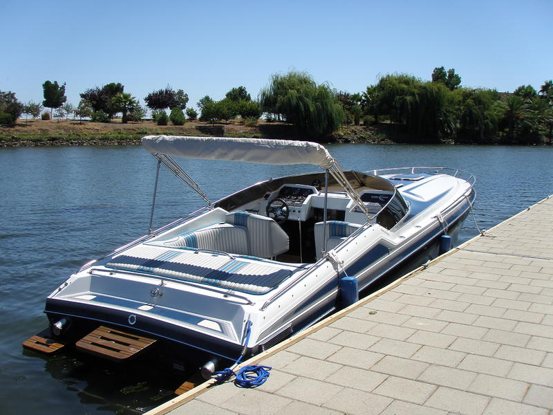 1988 Sleekcraft Enforcer located in California for sale