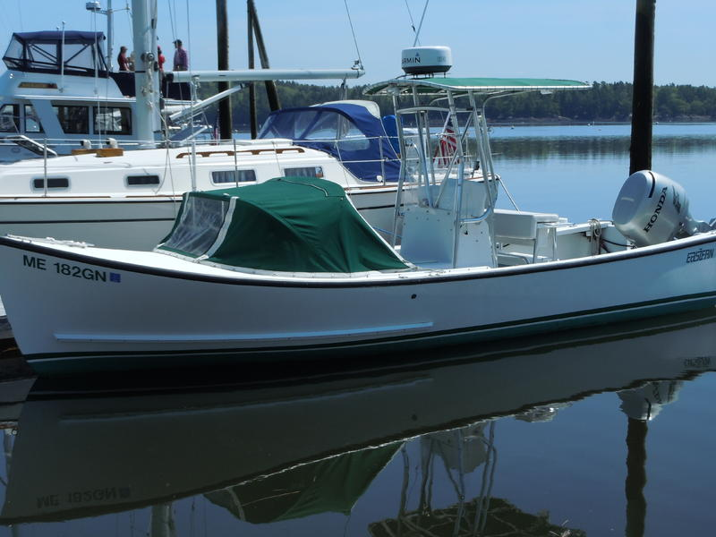 2005 Eastern 2480 located in Maine for sale