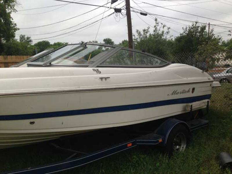 2006 Mariah SX19 located in Texas for sale
