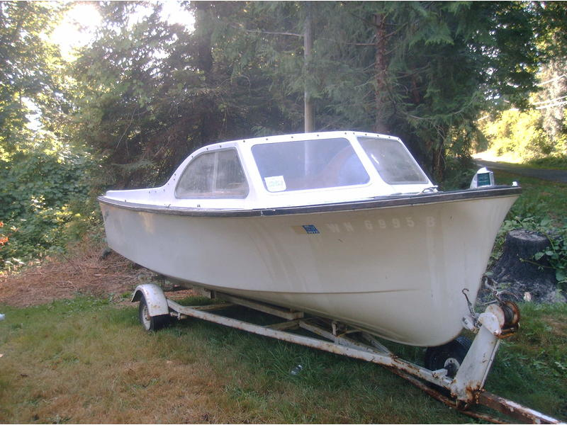 1957 Bell Boy runabout located in Washington for sale