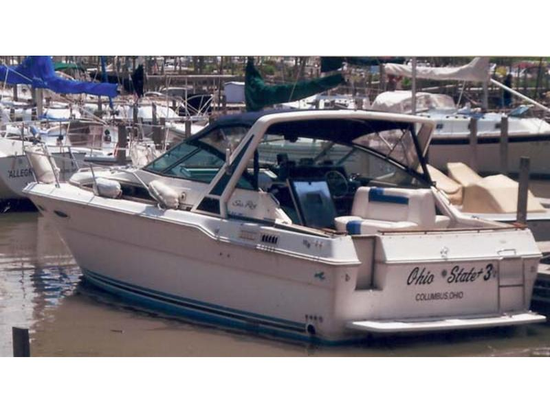1987 Sea Ray Weekender located in Ohio for sale