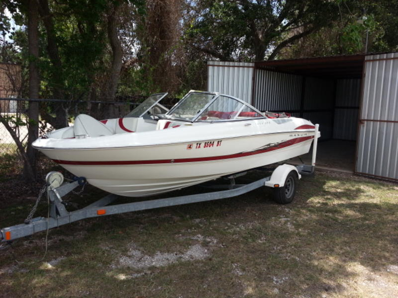 2005 MAXUM 1800 SR3 located in Texas for sale