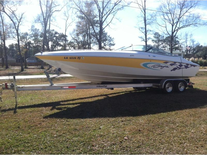 2001 Baja 272 performance located in Louisiana for sale