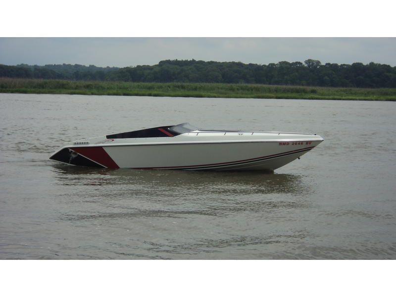 1989 Baja 226 Sport located in Maryland for sale