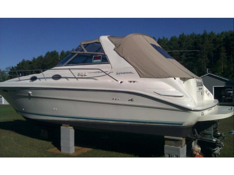 1995 Sea Ray Sundancer located in New York for sale